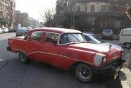 Дамаск живой авто музей