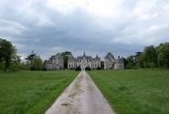 Дорога из Ансени в Анже. Château privé