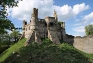 Сhâteau du Plessis-Macé, Anjou