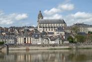 Blois, val de Loire
