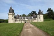 Château du Gué-Péan в Monthou-sur-Cher