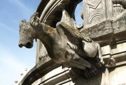 La Psalette, Tours - коллекция горгулий