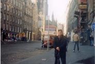 Эдинбург, февраль, слякоть...