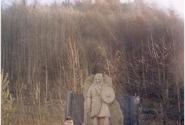 """Памятник борцу за независимость Шотландии Уильяму Уоллесу (герою фильма """"Храброе Сердце"""")"""