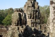 Камбоджа. Лики Байона
