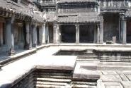 Ангкор Ват. Храмовые постройки.
