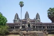 Знаменитый Ангкор Ват