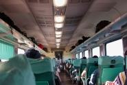 В вагоне