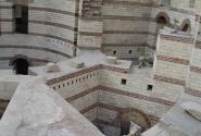 Развалины христианской церкви