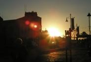Закат в Уотофорде