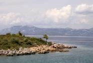 у острова клеопатры
