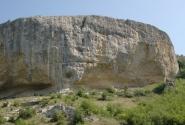 Гора Чуфут Кале