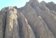 Зубастые горы Египта