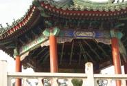 2007, Пекин, беседка на горе Ритань