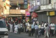 Суета столицы Шри Ланки...