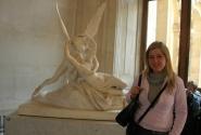 В зале скульпторов 18 века