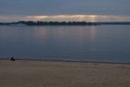 пляж, р. Волга