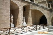 Родос - дворец Магистров