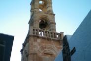 А это церковь на центральной площади, или лучше сказать, площадочки Линдоса