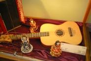 гитара из марципана
