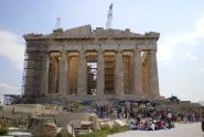 Все дороги в Афинах ведут к Парфенону