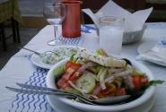 Греческий салат как он есть