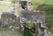 Старый водосток на Агоре