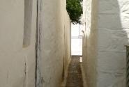 Типично греческий островной проулок