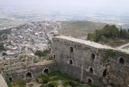 Вид на деревню Al Hosn