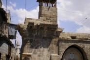 Мечеть тутового дерева - старейшая в Алеппо