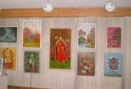 В музее Петриковки