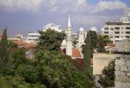 Вид на мечеть Кебир в Лимассоле