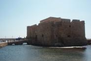 Средневековая крепость Пафоса