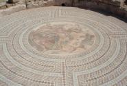 Мозаика в археологическом парке Пафоса