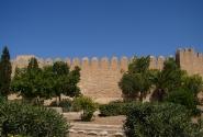 Стена касбы