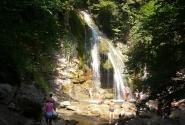 Водопад Джур-Джур в ущелье Хапхал