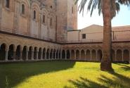 клуатр собора в Чефалу