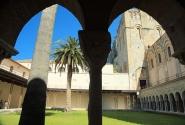 Клуатр норманнского собора в Чефалу