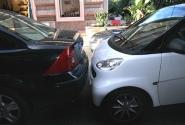 Наземная парковка в Монако