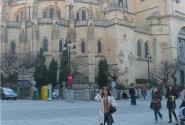 Сеговия-Кафедральный собор