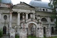 двуглавая церковь в Яропольце