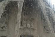 Дождь над Собором Святого семейства. Из фотоблога Слезы Барселоны