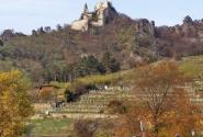 Руины крепости г. Дюрнштайн