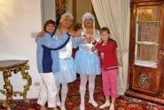С небритыми балеринами