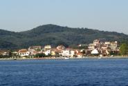 48 Городок Кавос на юге Корфу
