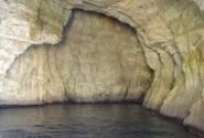 57 Уже заходим в пещеру