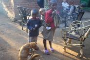 Детишки племени иракв