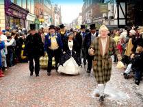Рождественский базар в духе Диккенса откроется в Великобритании