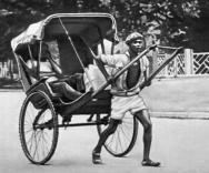 Велорикши в Париже