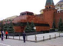 Мавзолей Ленина начал работу после реконструкции